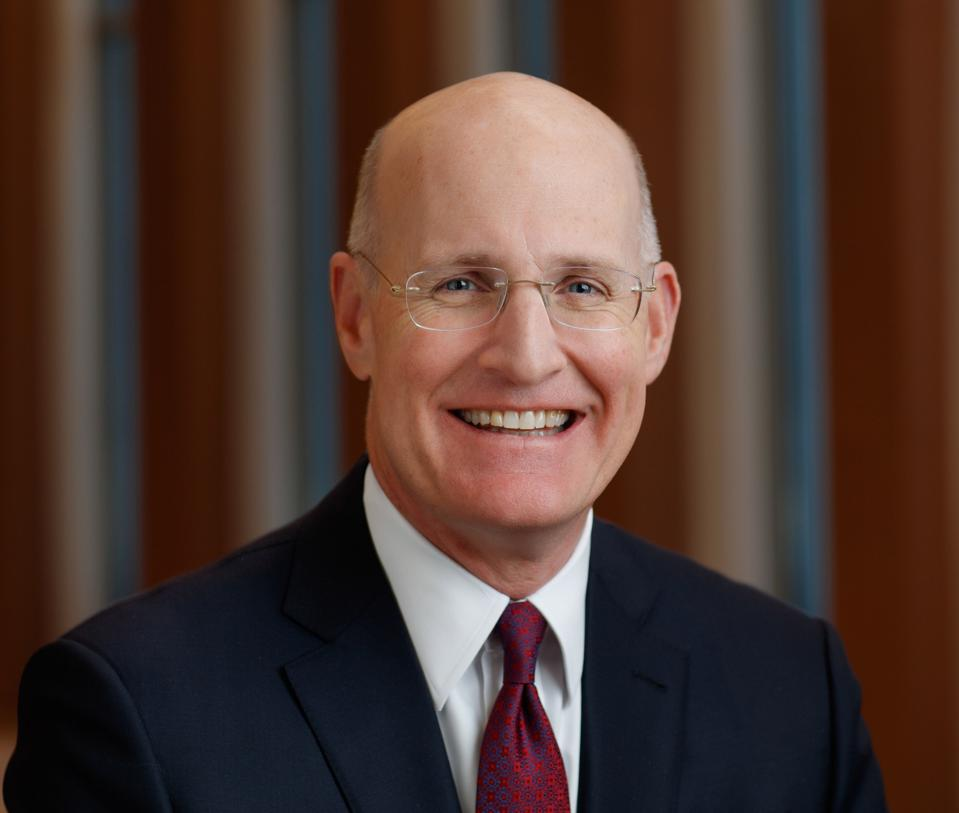 Merrill Lynch Wealth Management President Andy Sieg