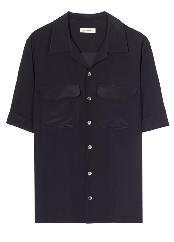 The Short Sleeve Original Cuban Silk Shirt, Equipment