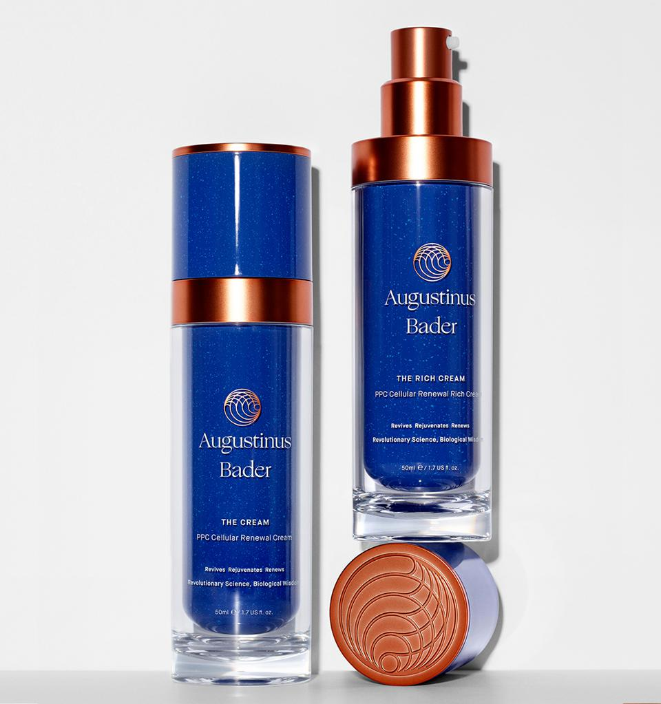 Augustinus Bader The 50ml face Cream, 12,000 units have been donated to thank the medical staff, nurses and doctors around the globe who are working hard with the victims of Covid-19.