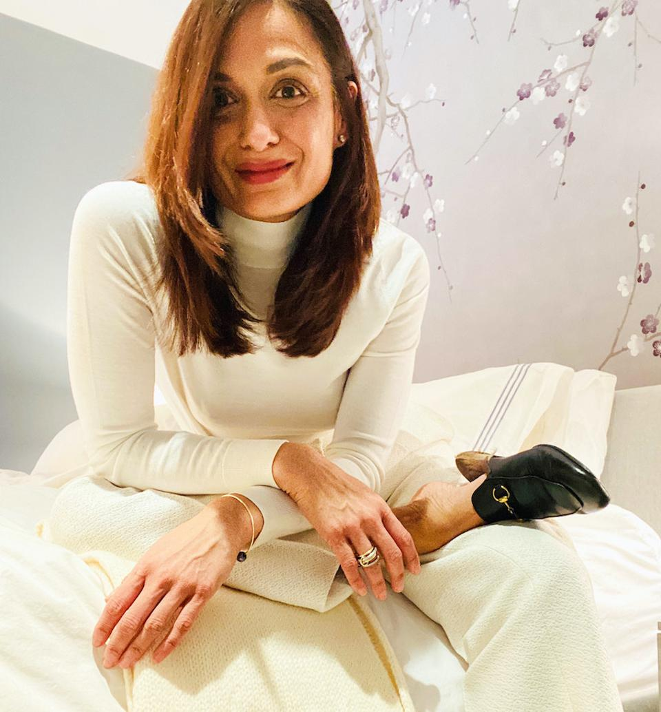 Roopal Patel of Saks Fifth Avenue in NYC, Cooking and Coping, Forbes