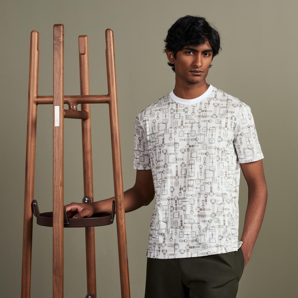 ″Hermes Odyssee″ t-shirt, $400