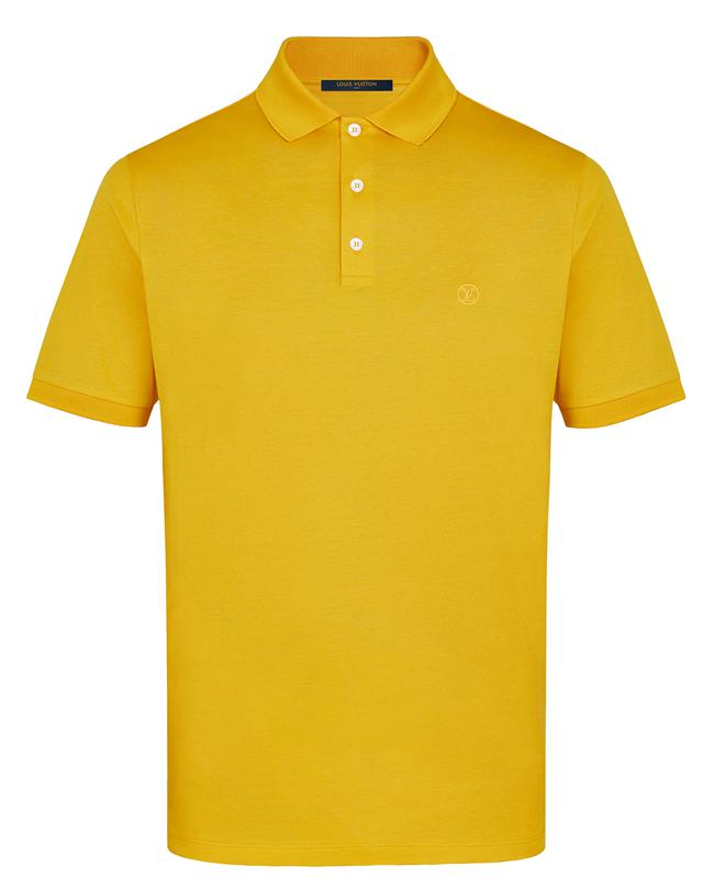 Classic Short-sleeved Pique Polo  Approx Price: $405