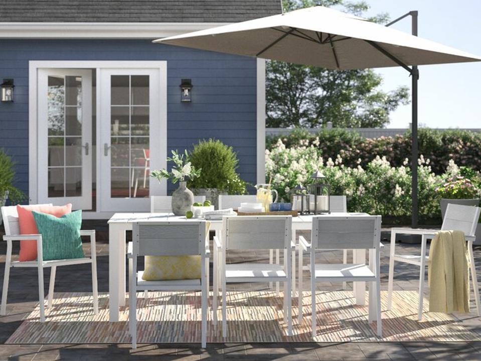 Wayfair outdoor dining set