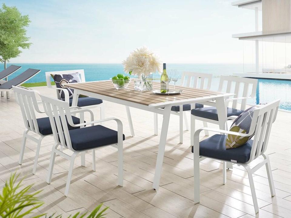 Joss & Main outdoor dining set