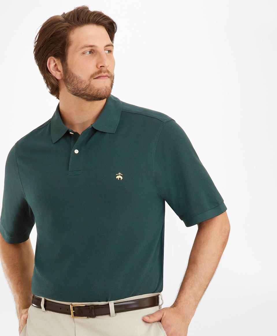 DARK-GREEN Polo