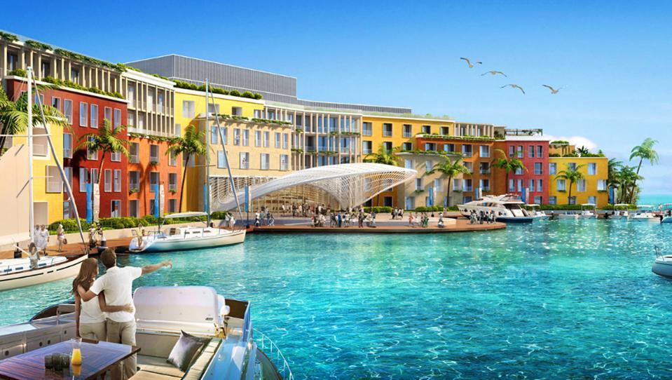 Portofino Hotel on Italian Riviera island