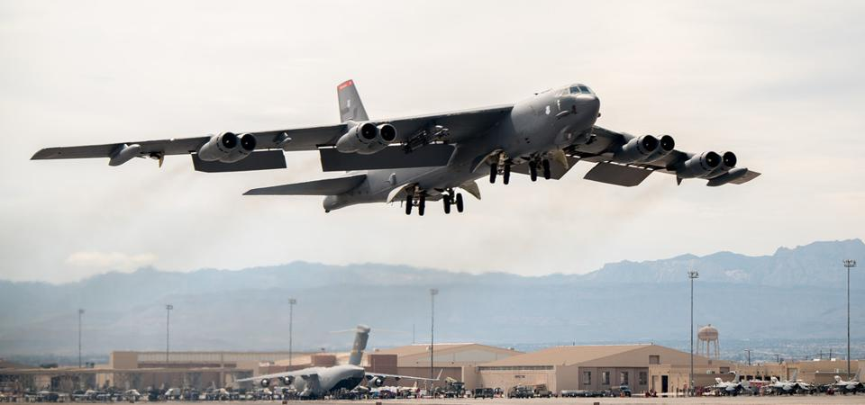 Stop Calling The B-52 Bomber 'Old' — It's More Youthful Than A B-2 Stealth Bomber