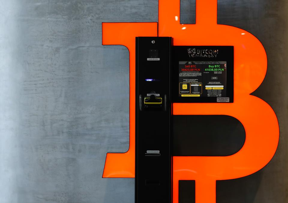 Bitcoin ATM in Poland