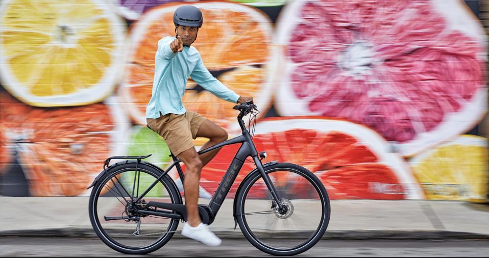 Trek go by bike