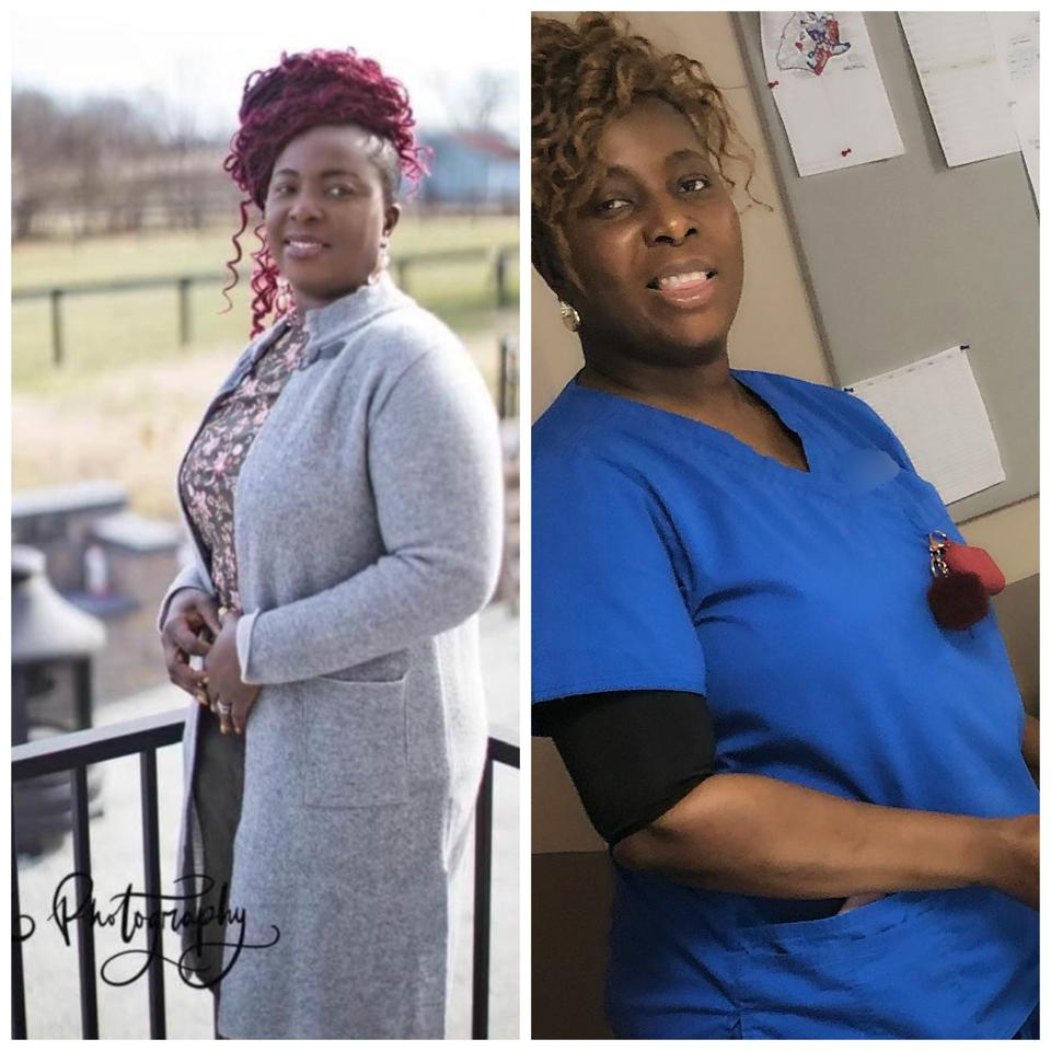 Mariama Suma-Keita is not only a nurse, but a business owner with 150 employees