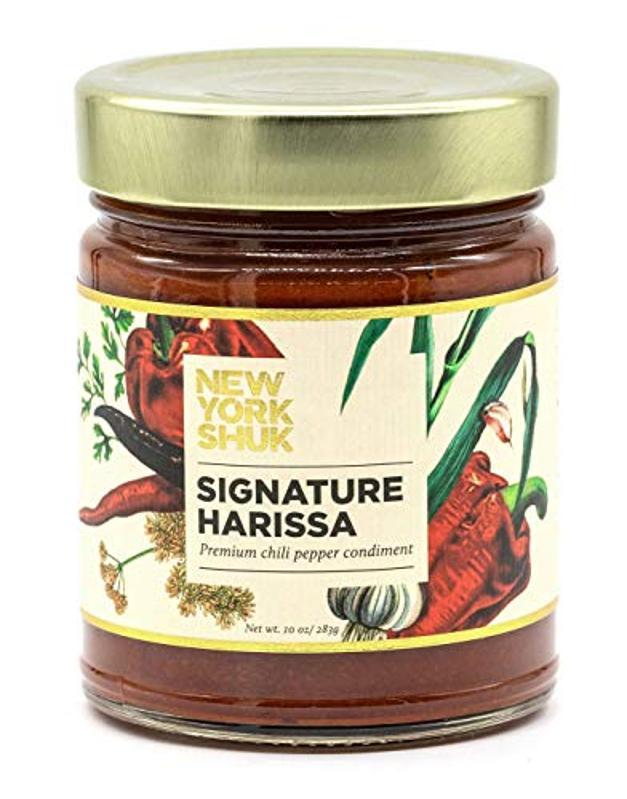 New York Shuk, jar of signature harissa