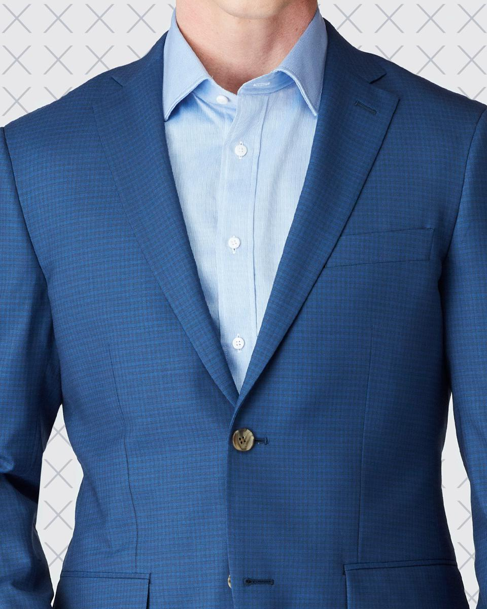 Indochino suit: you can buy suits starting at $299 this  Memorial Day Weekend.