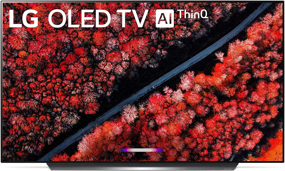 LG C9 Series Smart OLED TV - 65″ 4K Ultra HD with Alexa Built-in, 2019 Model