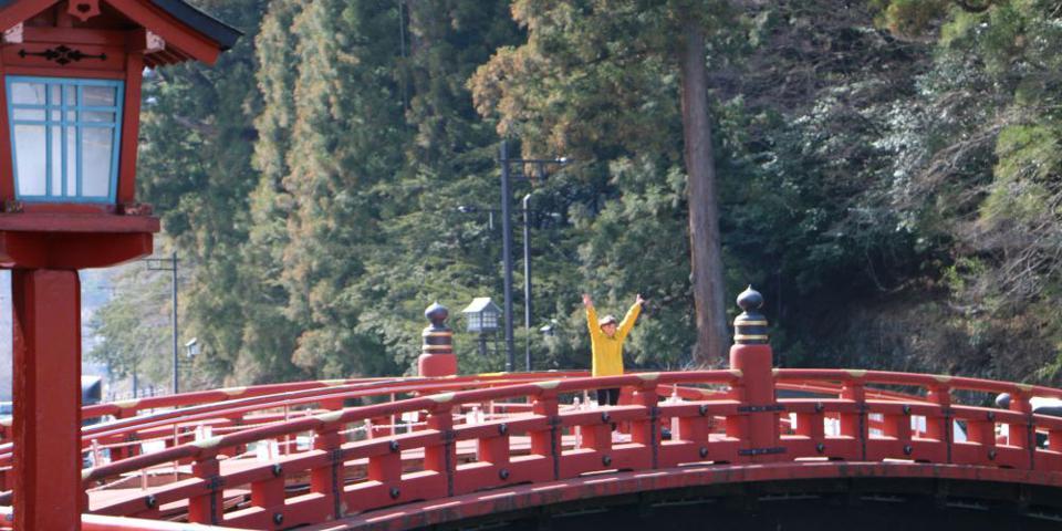 Shinkyo Bridge Nikko