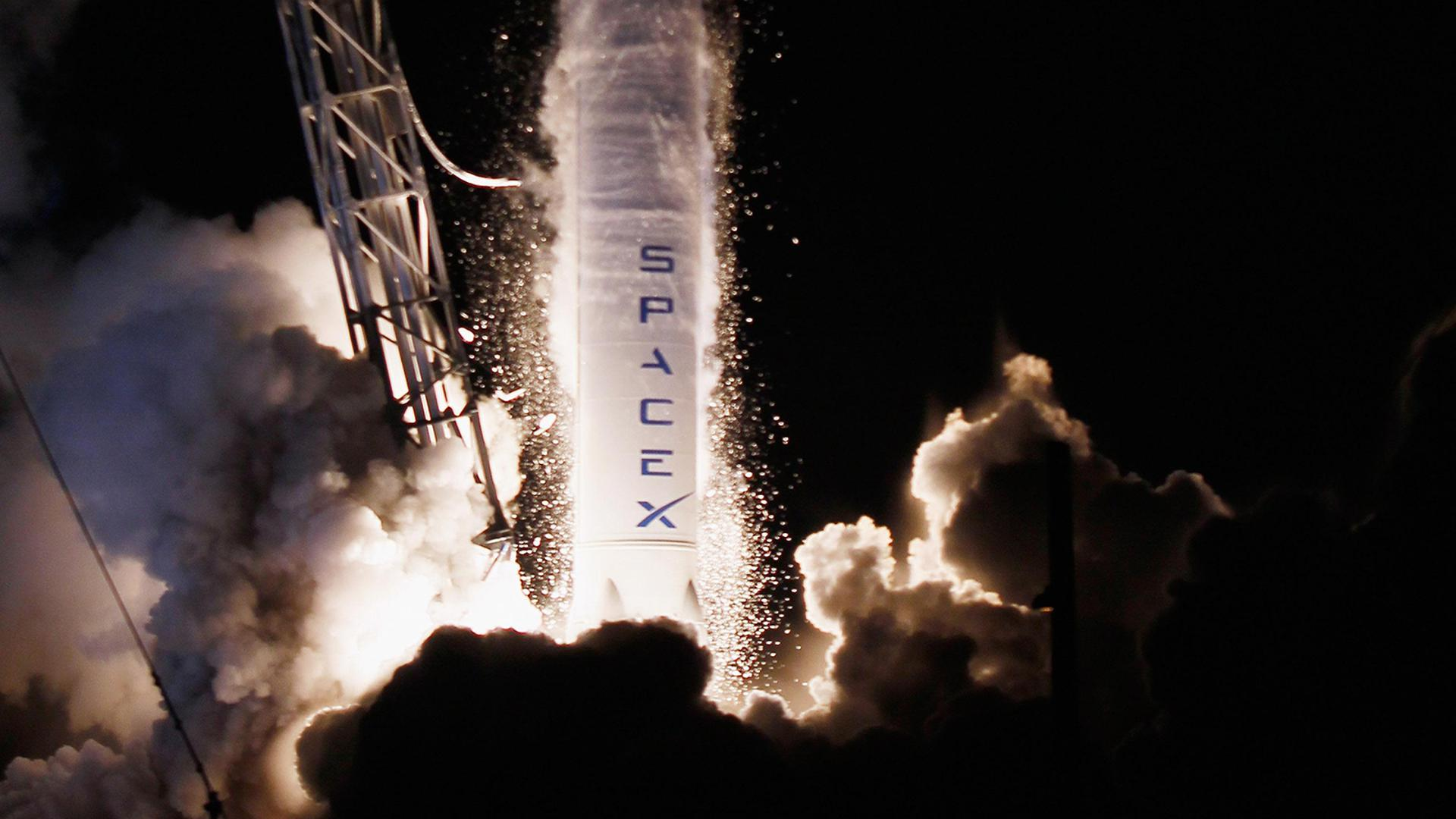 Elon Musk's First Astronaut Launch Is One Giant Leap For Space Capitalism