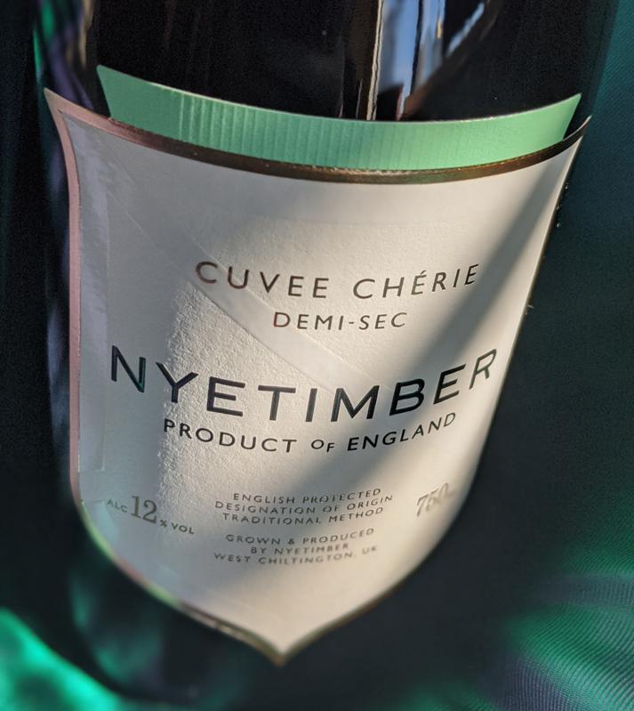 Nyetimber Cuvee Chérie Multi-Vintage