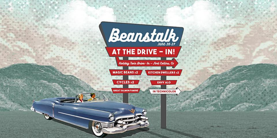Beanstalk at the Drive-In