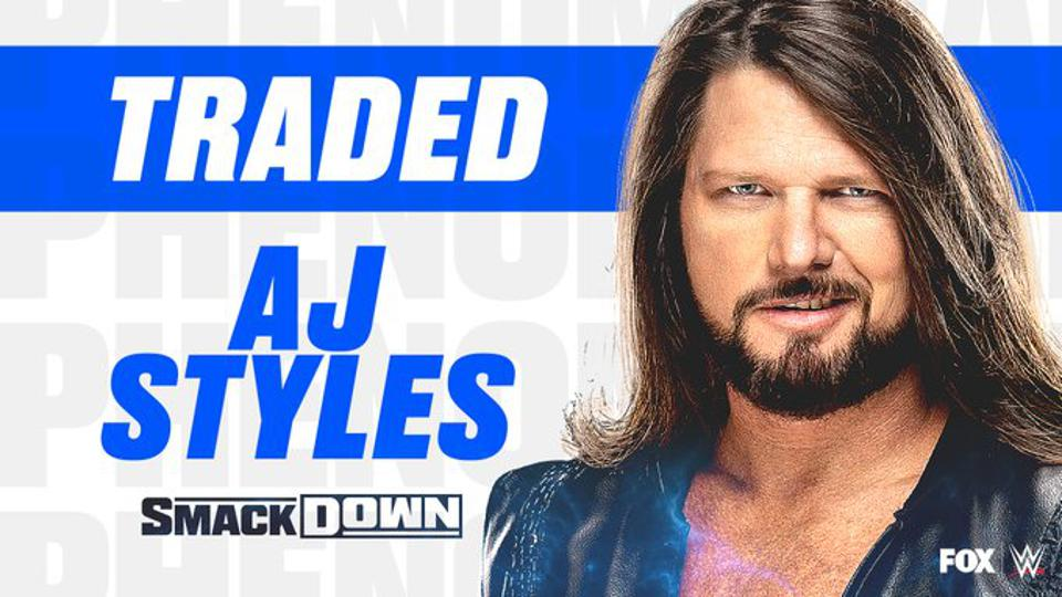 AJ Styles SmackDown WWE Charlotte Bayley Intercontinental Championship Tournament
