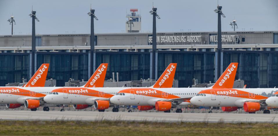EasyJet airlines take to skies Europe UK again despite quarantine