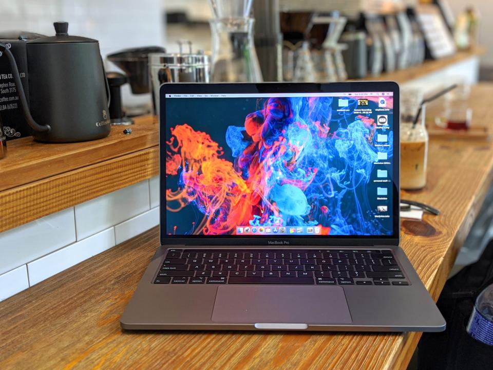2020 MacBook Pro 13-Inch Review: All The Right Keys