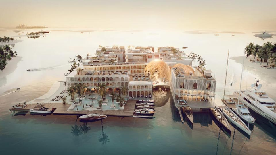 Floating Venice Resort