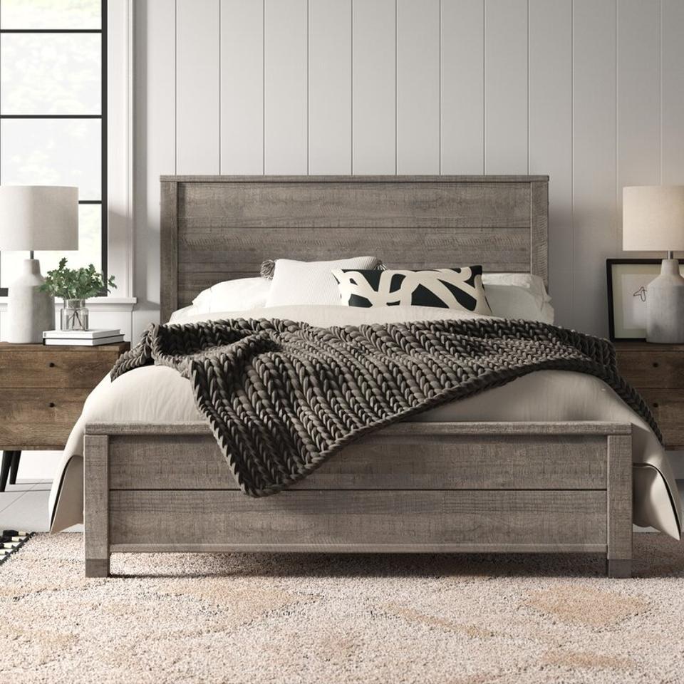 AllModern Elliot Platform Bed
