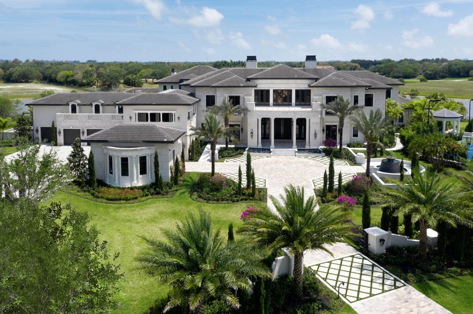 Rockybrook Estate, Delray Beach, Florida