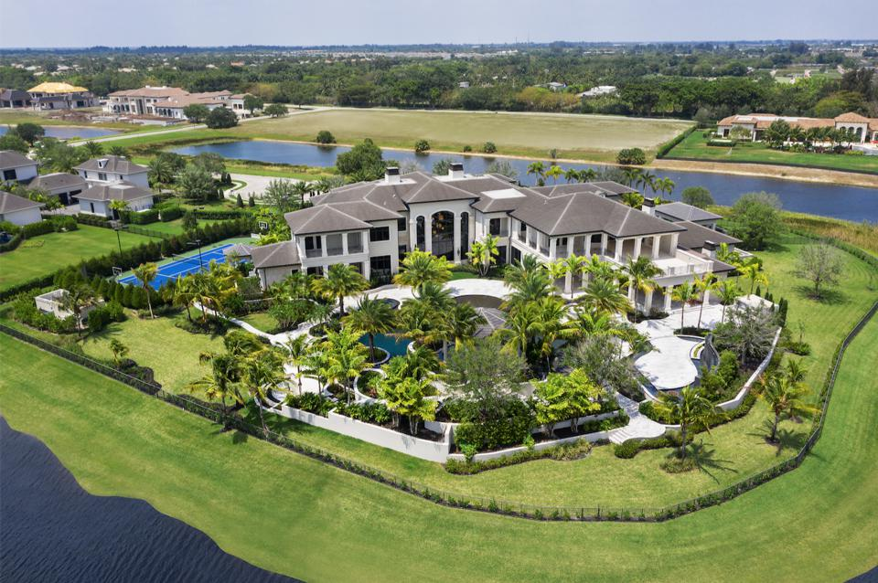 Rockybrook Estate, design, resort, South Florida, landscape