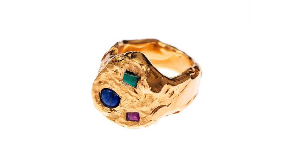 The Stones of Light Ring by Alighieri