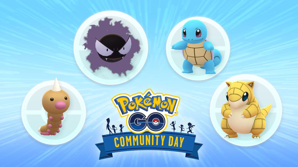 'Pokémon GO' Community Day Voting Has Begun, And There's Already A Surprising Frontrunner