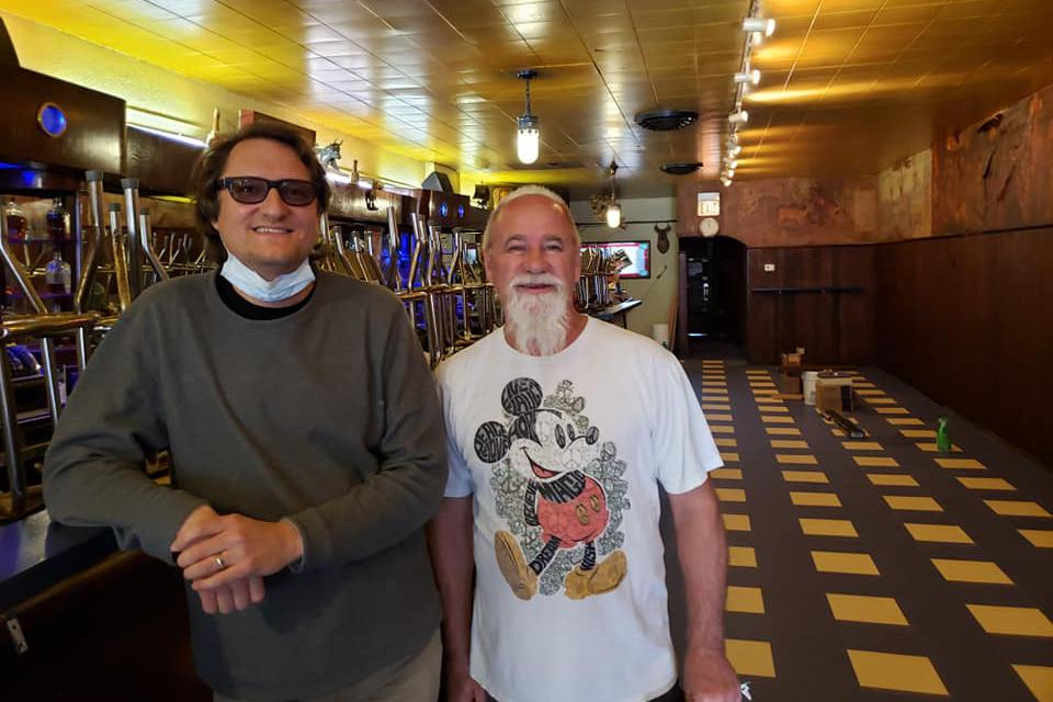 Scotty Martin at Simon's Tavern