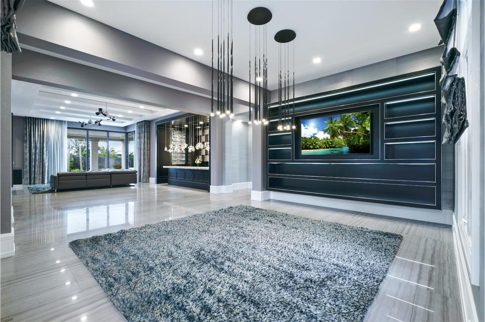 Rockybrook Estate, glamour, modern, bespoke design