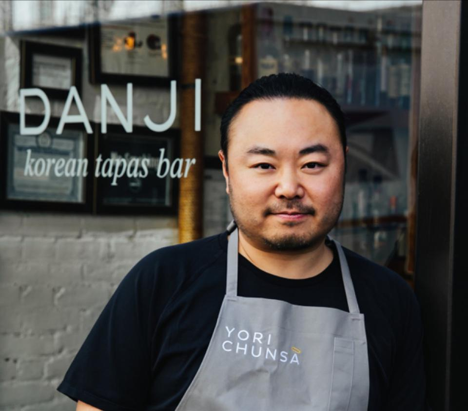 Chef Hooni Kim