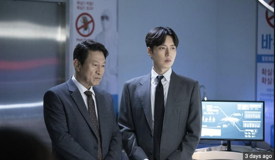 The tables turn in 'Kkondae Intern' and Park Hae-jin becomes the boss.