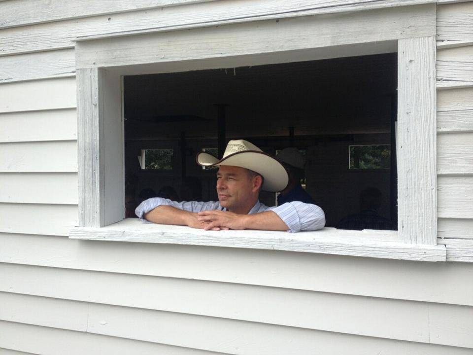 photo of Dr Hagler, the former Director of Dept of Agriculture for Missouri