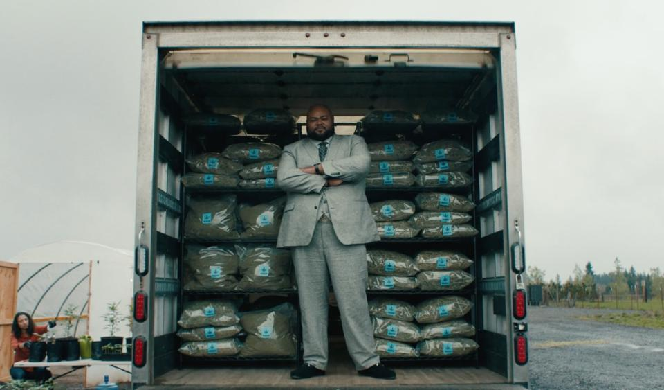 Brand Film ft. Griff Jones.