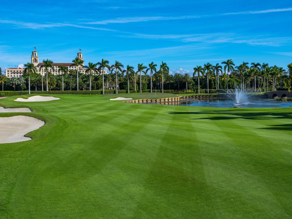 The Ocean Course at The Breakers