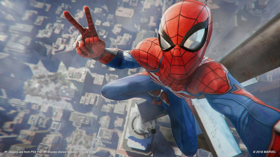 Spider-Man PS Plus June