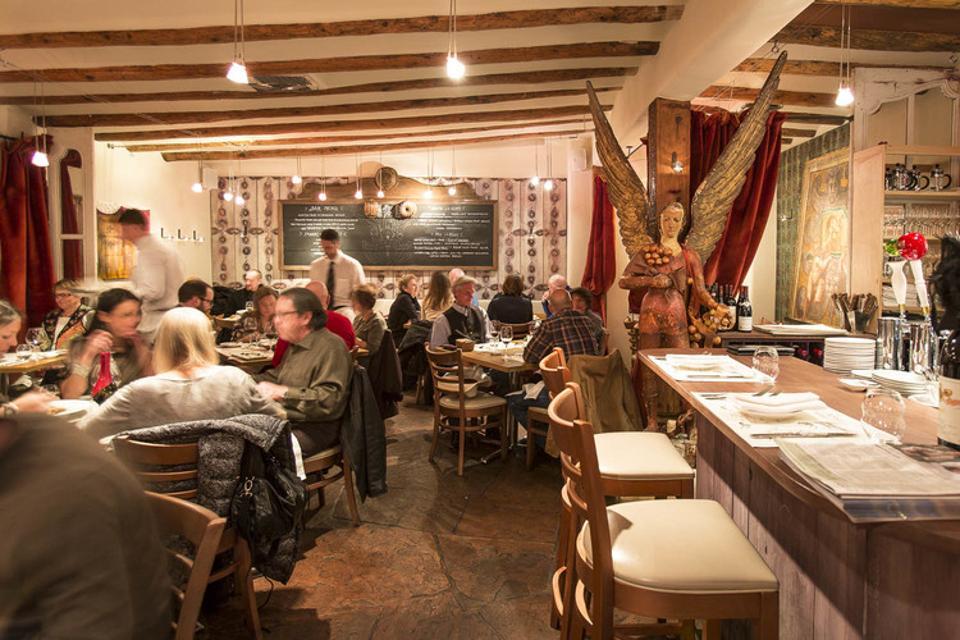 Joseph's of Santa Fe dining room