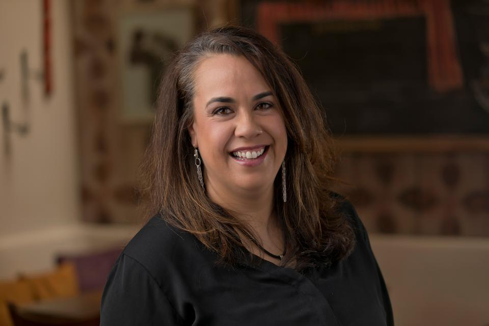 Starr Bowers, general manager of Santa Fe's Joseph's Culinary Pub