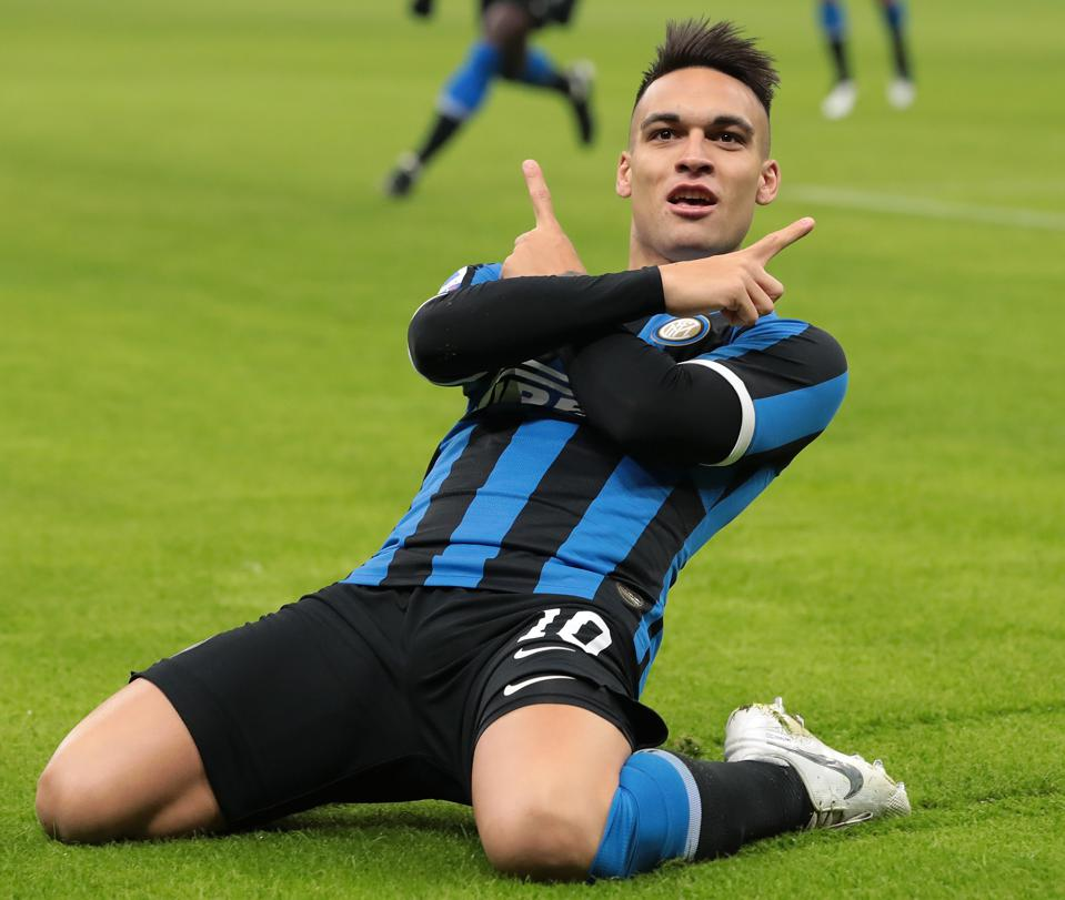 Barcelona Finalizing A Deal For FC Inter Lautaro Martinez To Lower $121 Million Price Tag