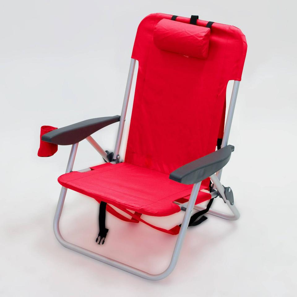 Room Essentials Patio Backpack Chair