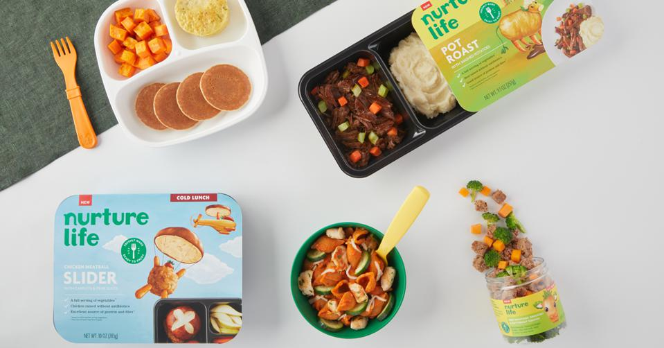 diet meal plan Ready to serve kids' meals.