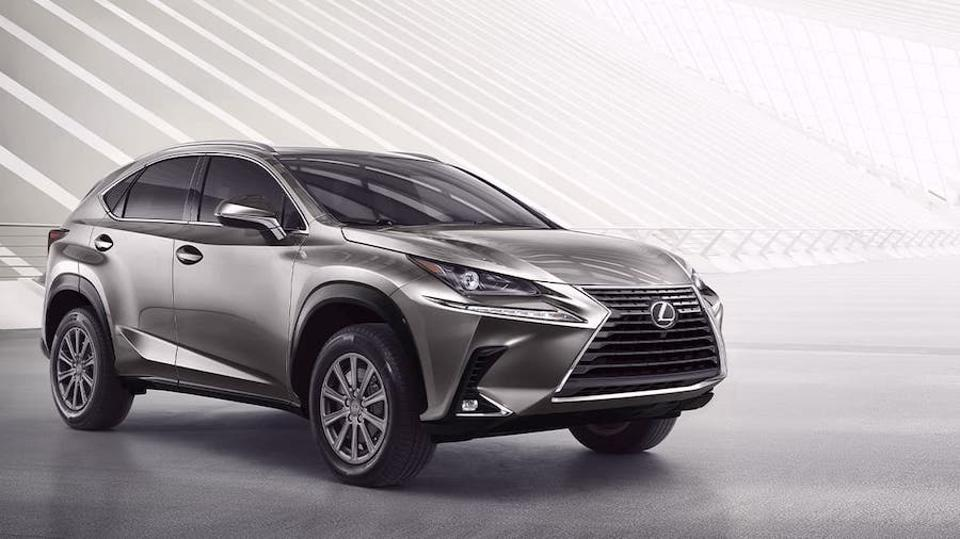 New Lexus NX To Get 302-hp Plug-In Hybrid And 4WD For 2022 Launch