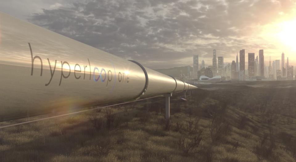 Virgin Hyperloop Is Designing Travel That Will Enable You To Work From Anywhere