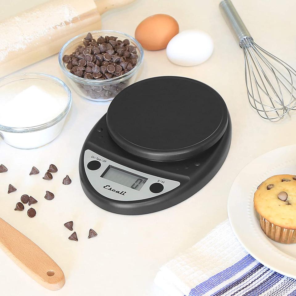 Escali Primo P115CH Precision Kitchen Food Scale