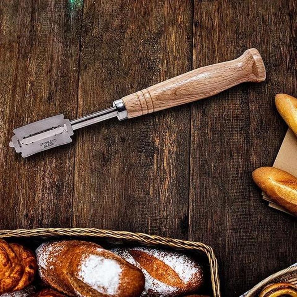 Baker's Bread Lame Dough Scoring Knife Tool