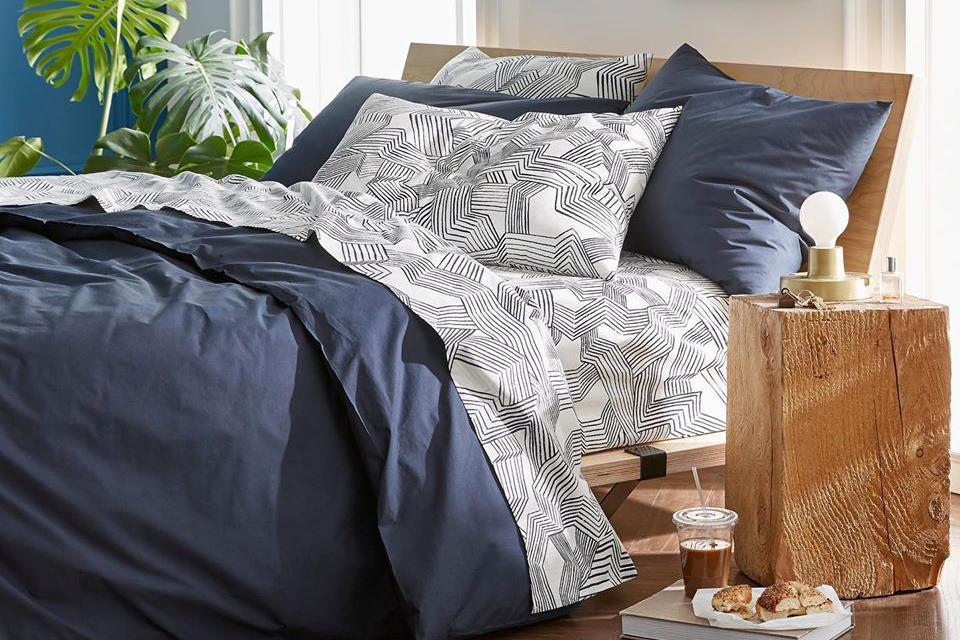 Brooklinen sale photo of bed