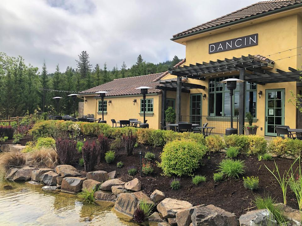 Dancing is located in Southern Oregon.