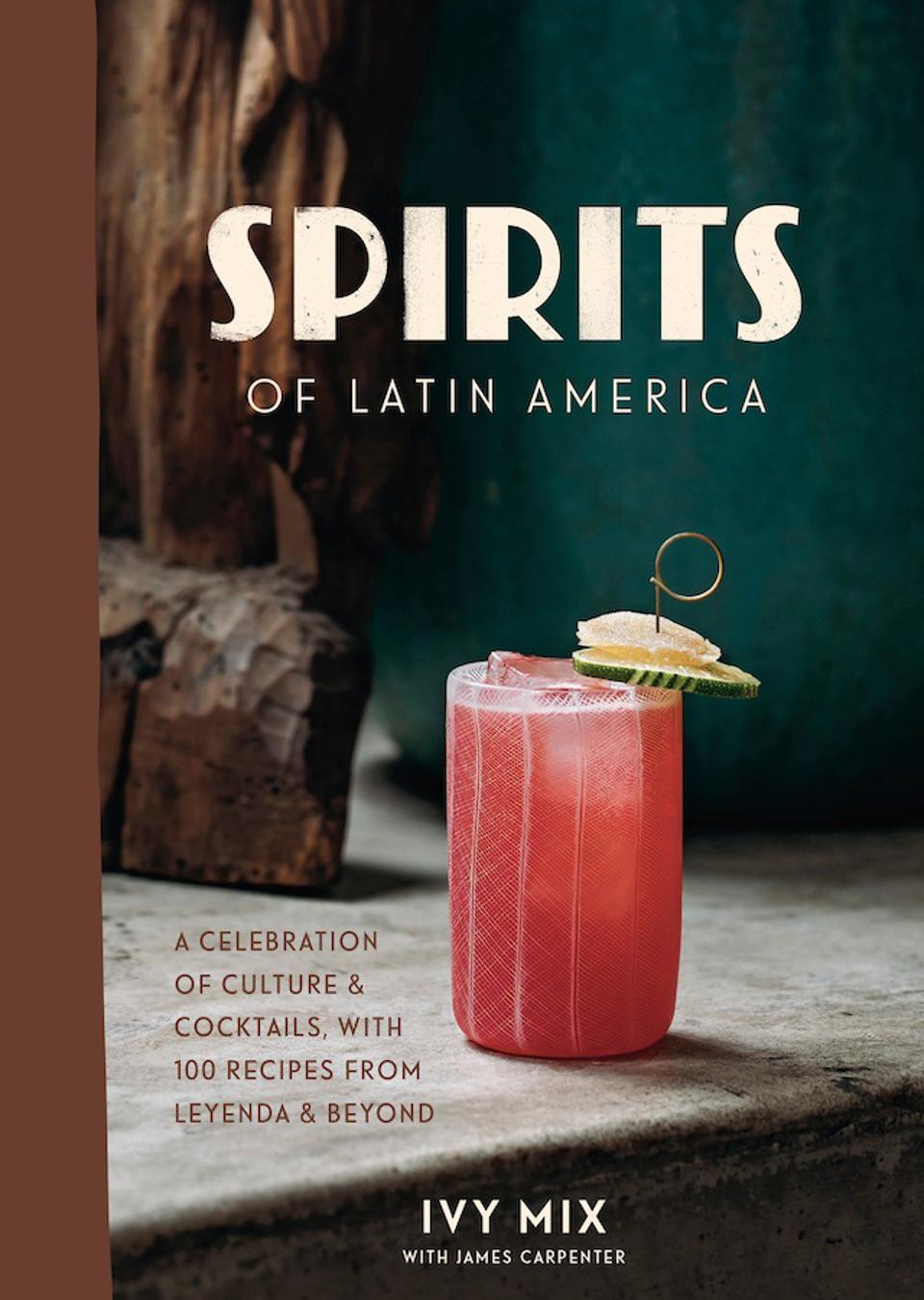 Cover_Spirits of Latin America Ivy Mix_Leyenda New York